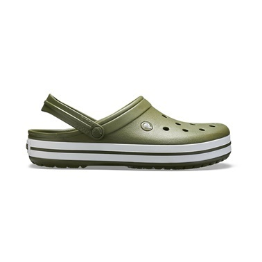 Crocs Crocs Crocband  Unisex Terlik Cr0724 37P Haki